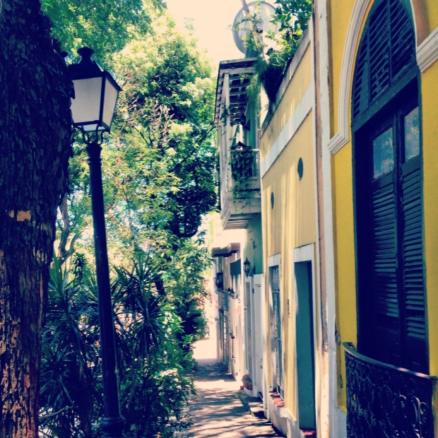 Wordless Wednesday: Old San Juan