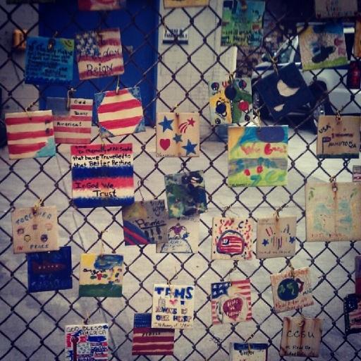 NYPD Memorial in Manhattan