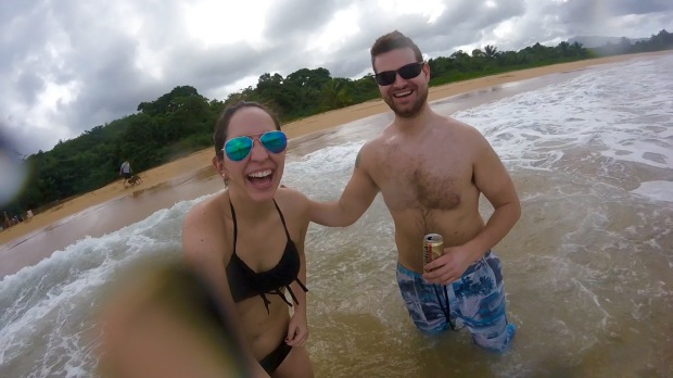 puerto rico beaches & brie