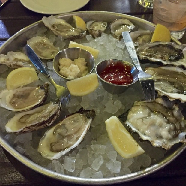 The Southern Nashville Food Oysters