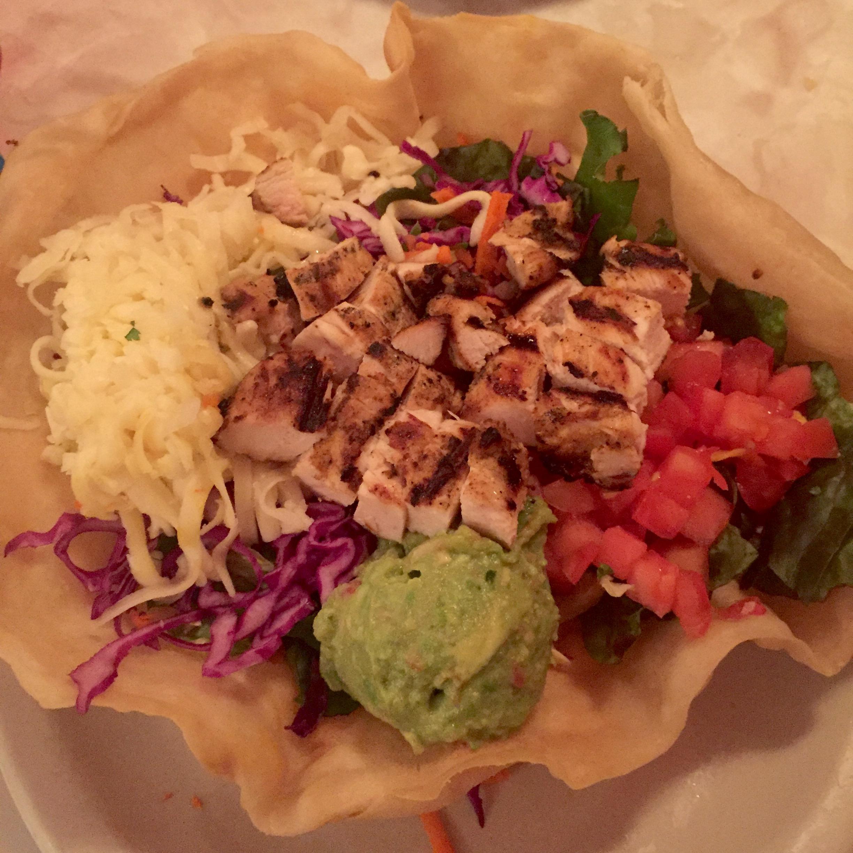 Chuy's Taco Salad