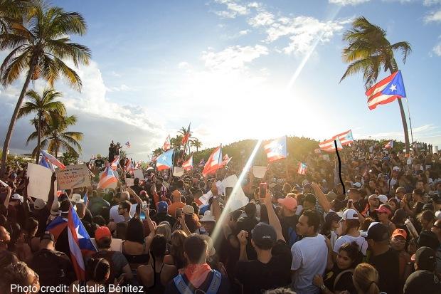 Puerto Rico no se deja - Natalia Benitez
