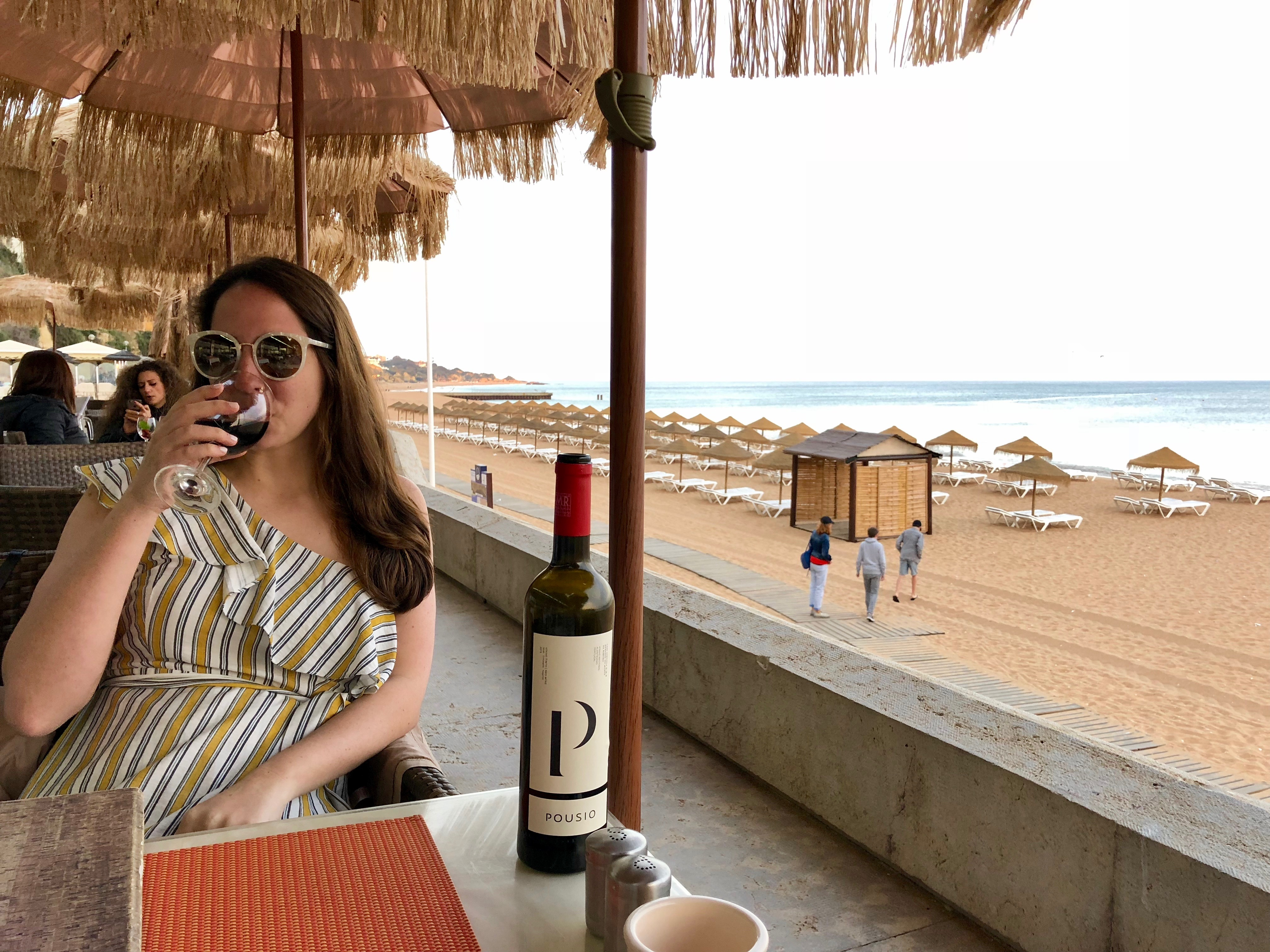 Albufeira Portugal Cristina Nogueras