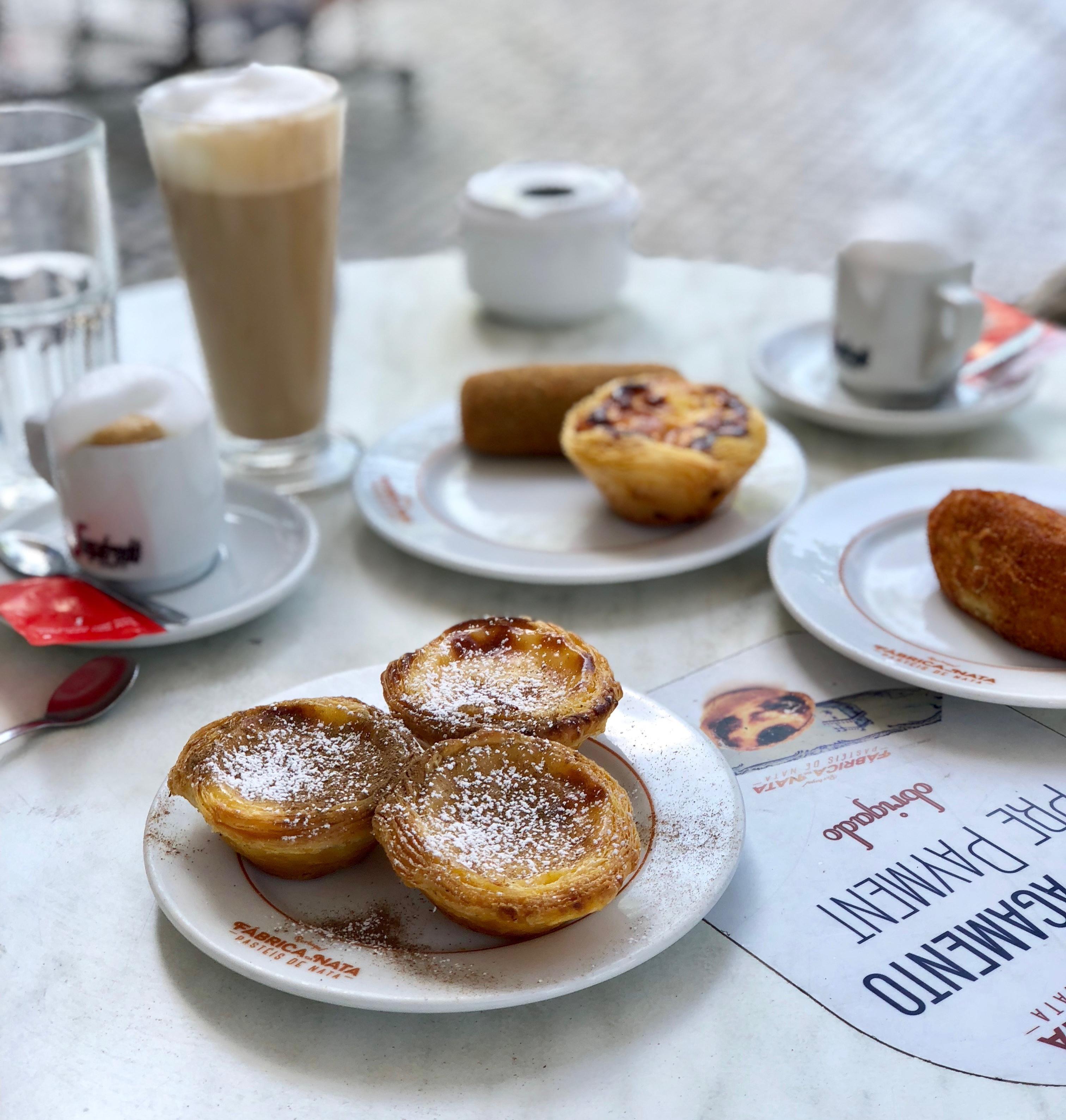 Pasteis de nata fabrica da nata food Lisbon Lisboa Portugal Cristina Nogueras
