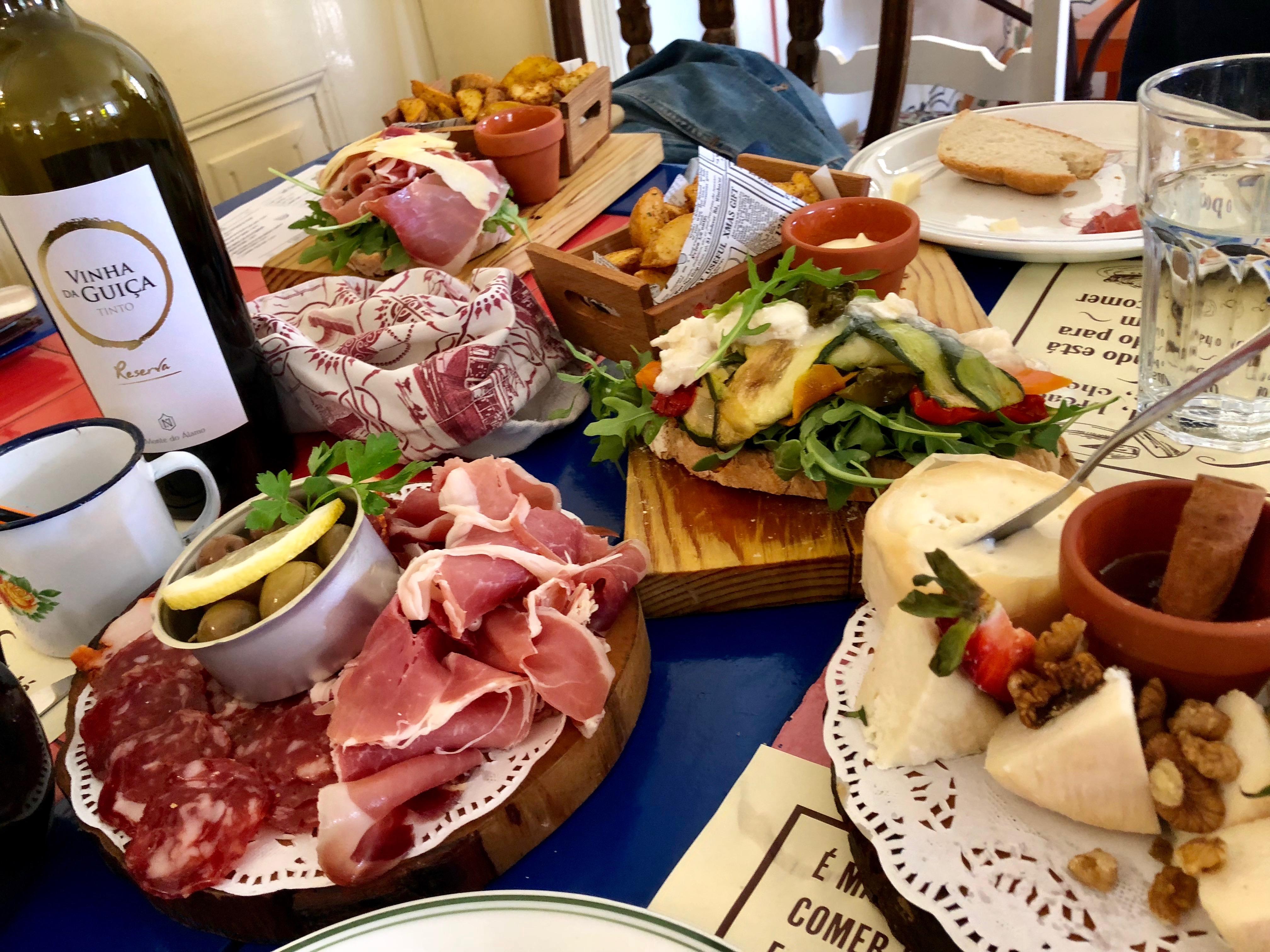 Sintra Portugal Cristina Nogueras Food