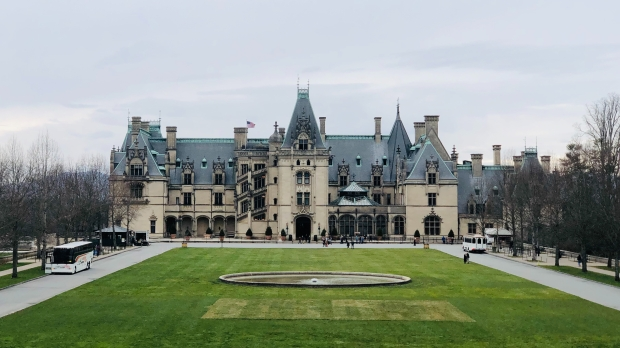 Biltmore Estate Visit Asheville North Carolina Getaway
