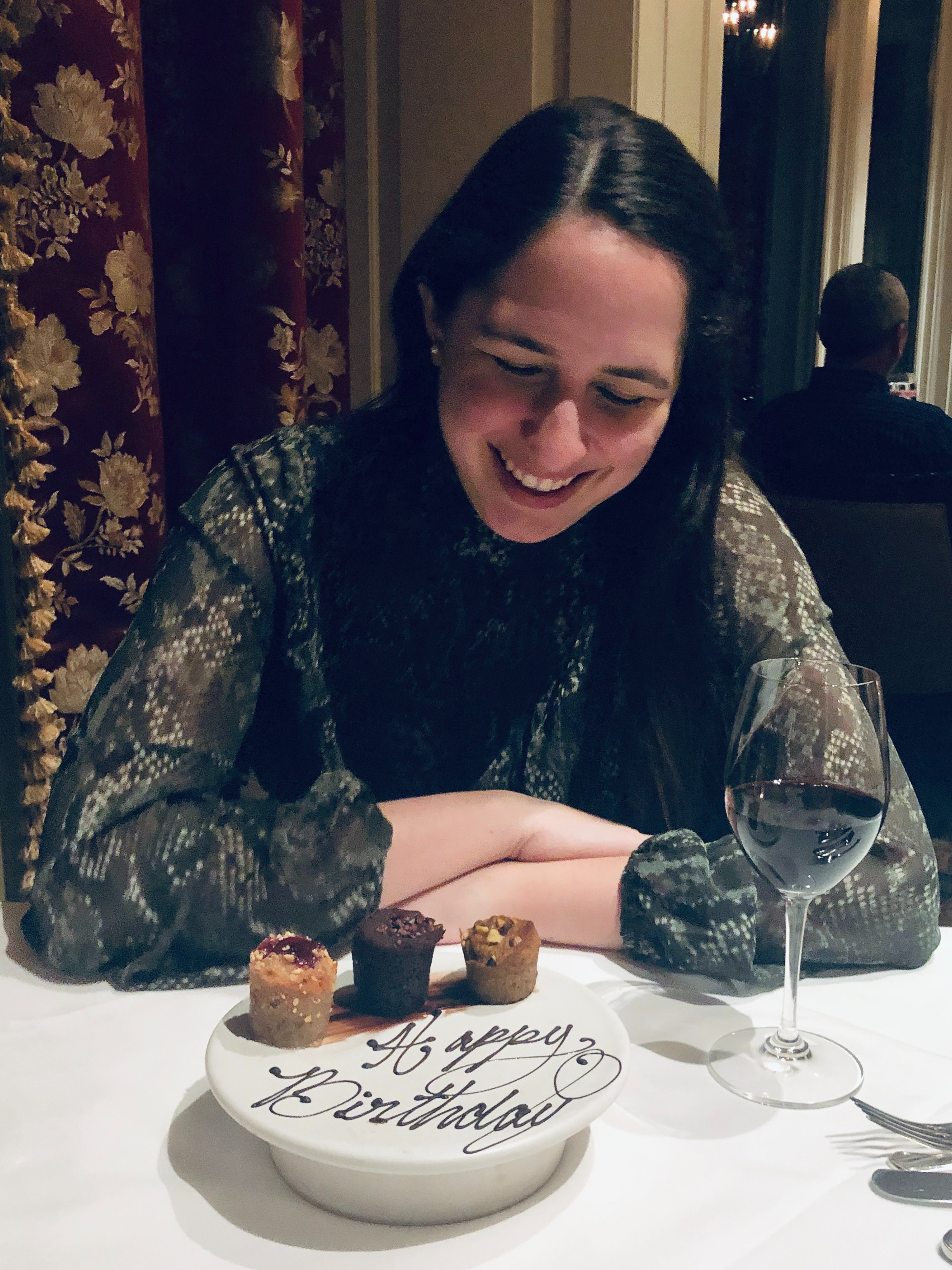 happy birthday at the Biltmore estate